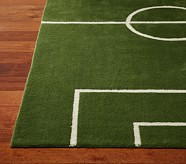 Soccer Rug 3x5'