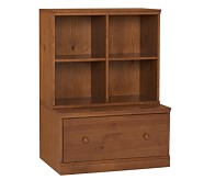 Cameron Cubby & Drawer Base Set, Sun Valley Honey