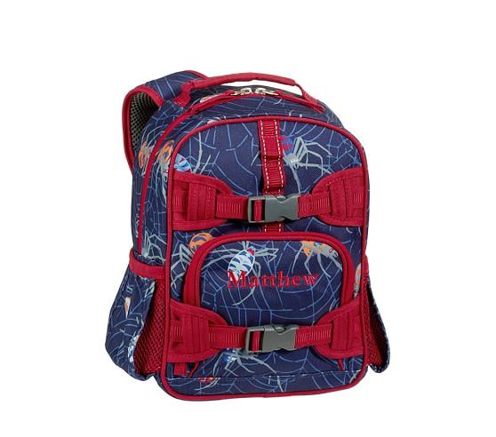 Mackenzie Navy Spider Mini Backpack