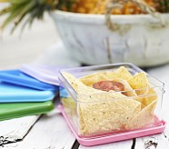 Spencer Chip & Dip Container, Pink