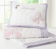 Gabrielle Nursery Small Quilted Sham