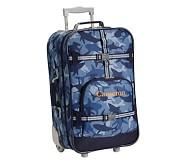 Large Luggage, Mackenzie Navy Shark Camo