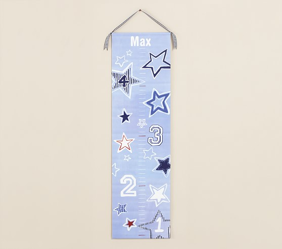 Personalized All Star Growth Chart