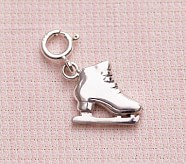 Charm Bracelet Collection, Ice Skate