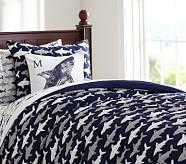 Shark Comforter, Twin