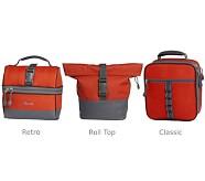 Peyton Classic Lunch Bag, Orange
