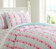 Mermaid Comforter, Twin