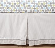 Brooks Crib Skirt