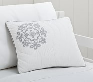 Genevieve Small Quilted Sham