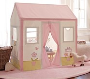 Cottage Playhouse Cover & Frame