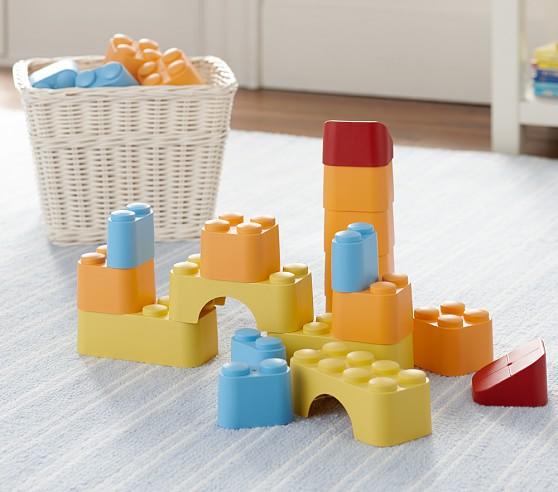 Green Toys™ Block Set, Set of 18
