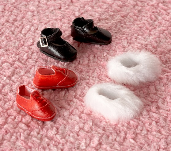 Madame Alexander Shoe Set