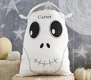 Skeleton Pillowcase Treat Bag