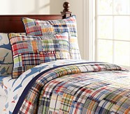 Madras Quilt, Twin