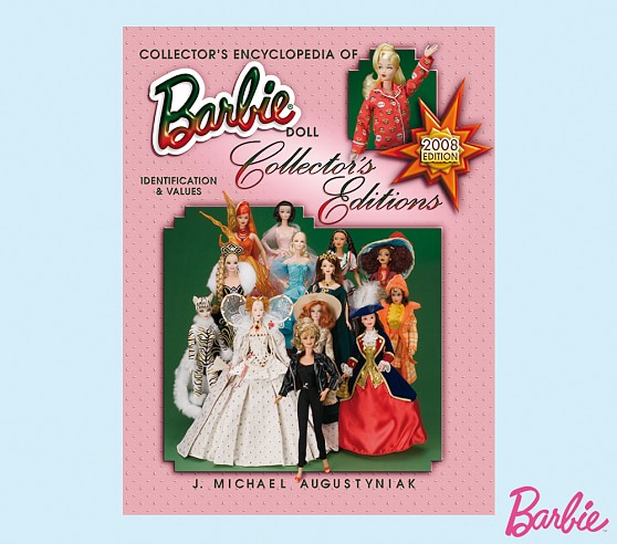 Barbie® Doll Collector's Book
