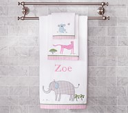 Animals of the World Set of 3, Pink