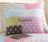 Sophie Standard Quilted Sham