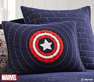 <em>Captain America</em> Standard Sham