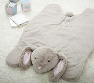 Bunny Plush Play Mat