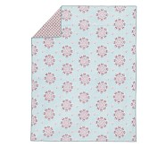 Brooklyn Nursery Quilt, Pink