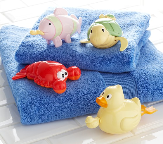 Turtle Wind Up Bath Toy