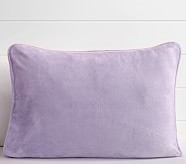 Chamois Pillowcase, Lavender, Standard