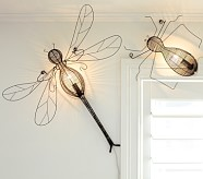Dragonfly Wall Light