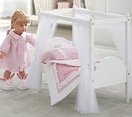 Doll Pink Floral Bedding