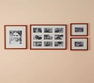 "Gallery Frame, 18x18"", Honey"