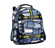Mackenzie Blue Bug Small Backpack