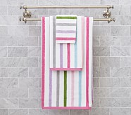 Multi Wash Cloth, Pink