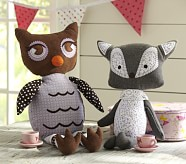 Woodland Plush, Owl