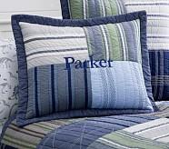 Parker Standard Quilted Sham