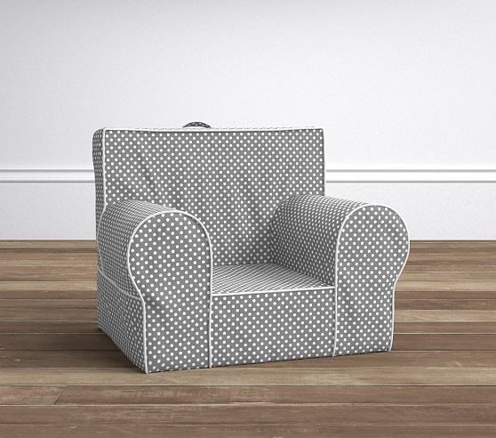 Gray Mini Dot Anywhere Chair®