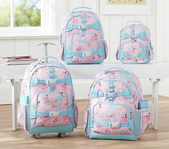 Mackenzie Pink Fairy Backpacks