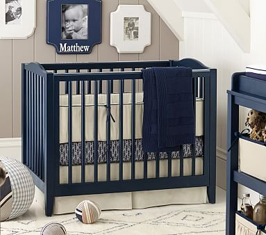 Williams Sonoma Baby Mini Crib