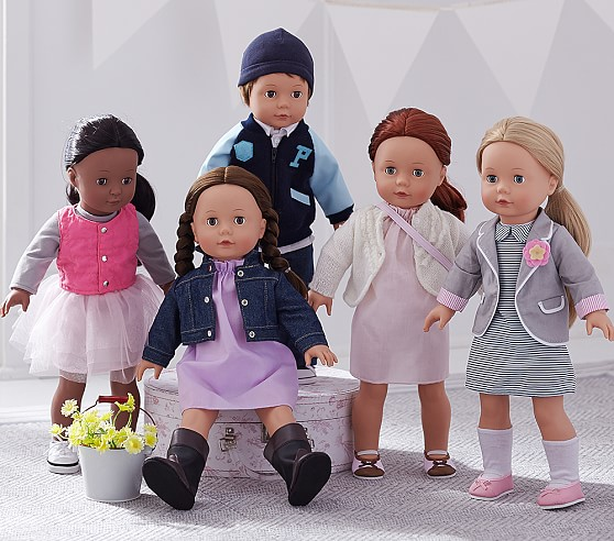 G 246 Tz Doll Collection Pottery Barn Kids
