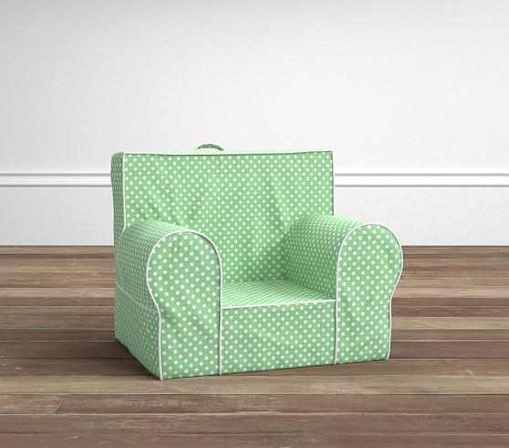 Green Mini Dot My First Anywhere Chair