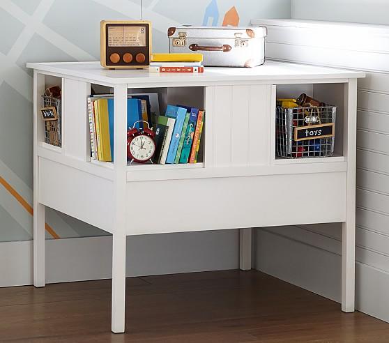 belden corner unit pottery barn kids. Black Bedroom Furniture Sets. Home Design Ideas