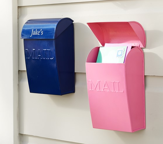 Mailboxes Pottery Barn Kids