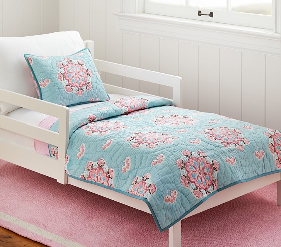 Brooklyn Toddler Quilted Bedding