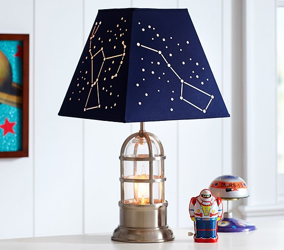 Constellation Shade Pottery Barn Kids