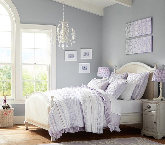 Remy bedroom set pottery barn kids for Pottery barn kids rooms