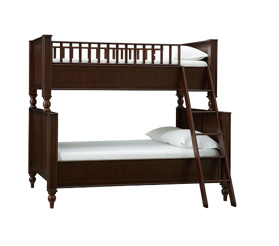 Thomas twin over full bunk bed pottery barn kids Whats bigger full or twin