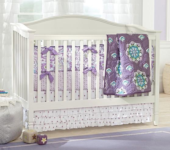 Brooklyn Nursery Bedding Set