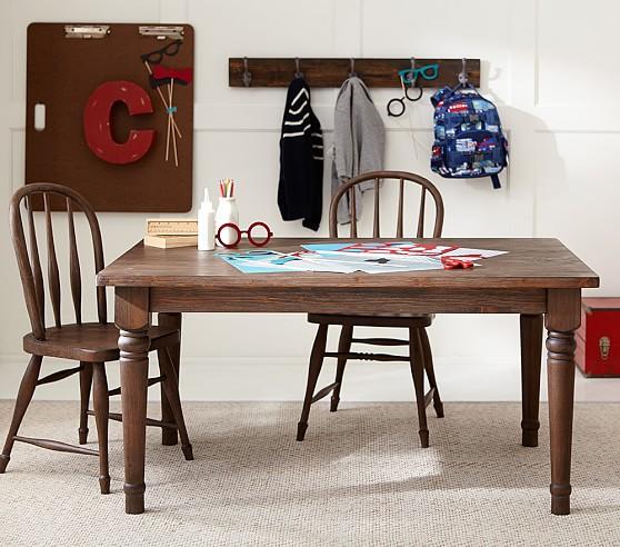 Farmhouse Play Table & Chairs