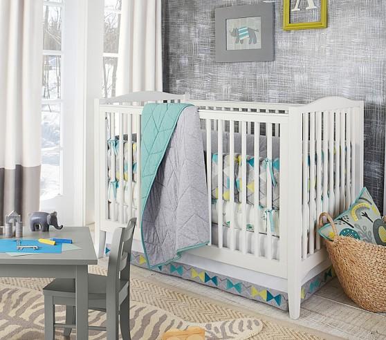 Dash Nursery Bedding Set