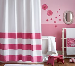 Bath Mats And Shower Curtains Pottery Barn Kids