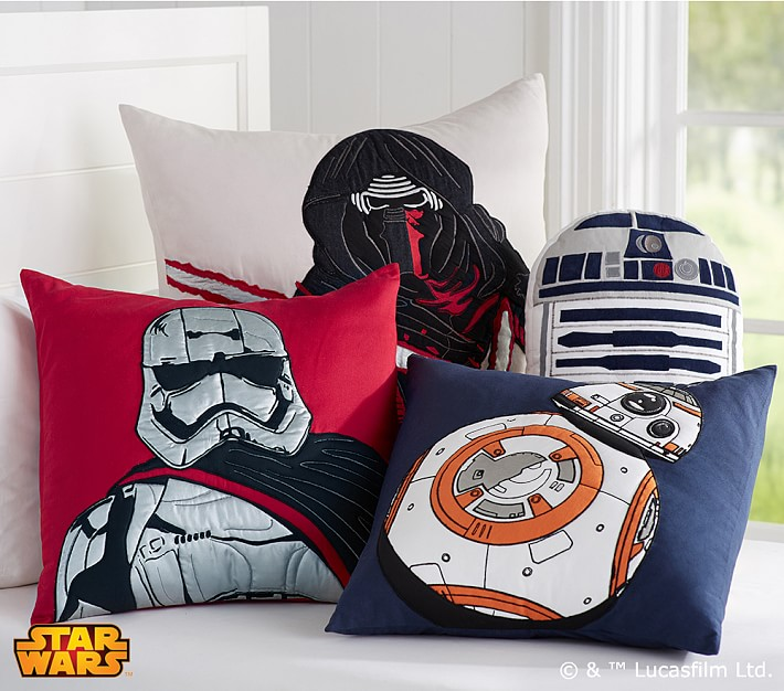 Star Wars decorative pillows