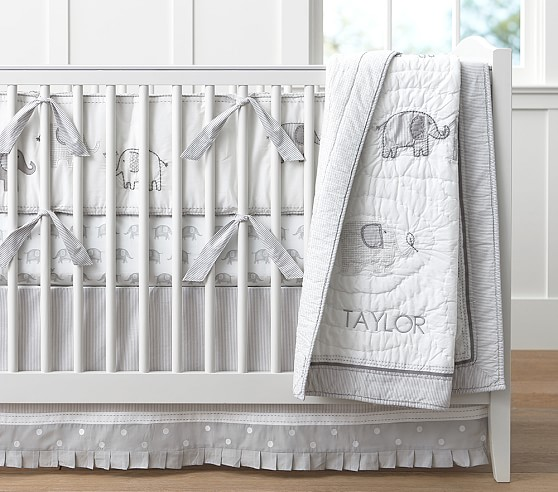 pottery barn baby bedding reviews 3